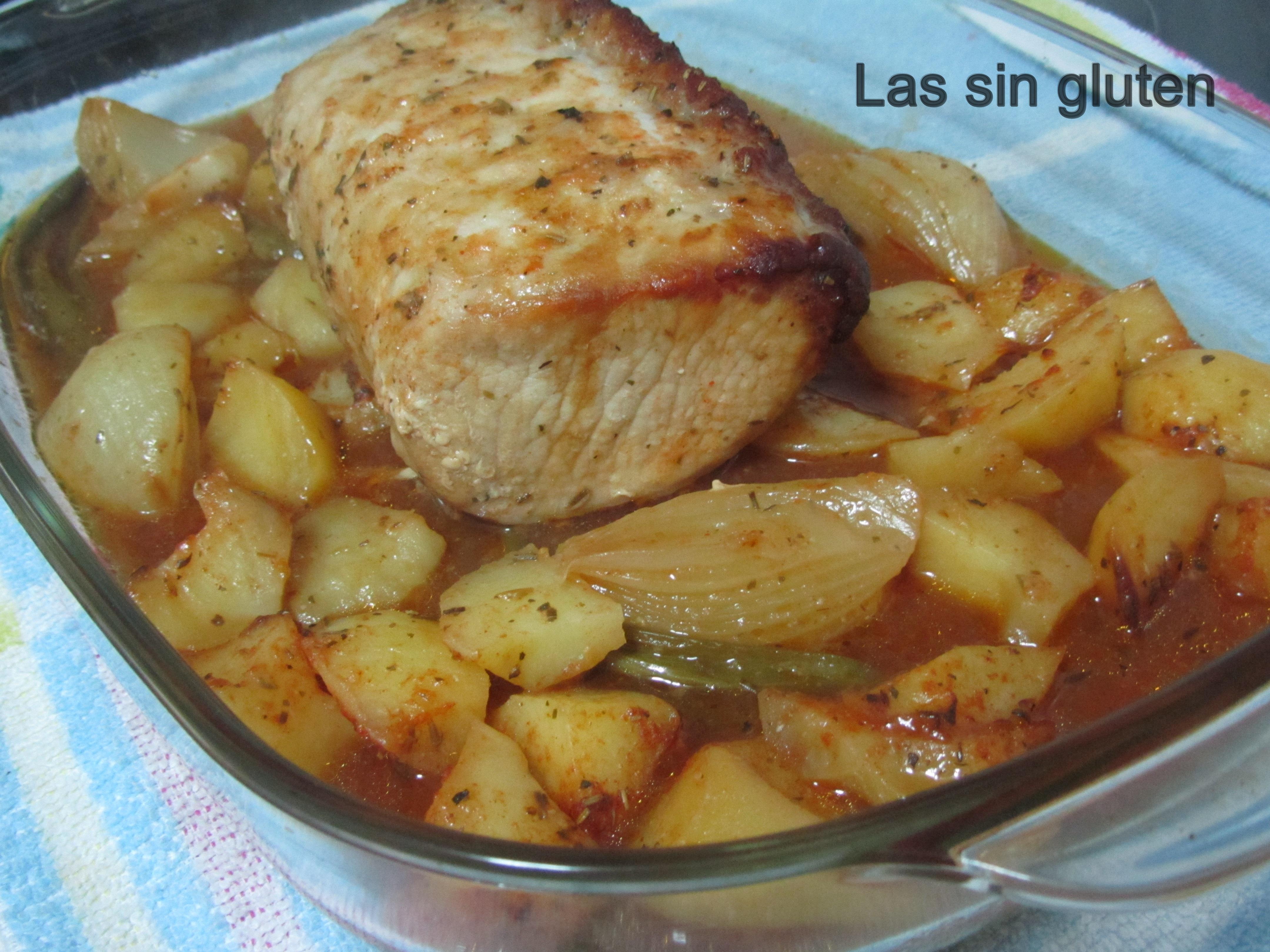 Cinta De Lomo Al Horno Fácil Las Sin Gluten